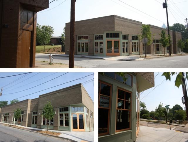 TSW vcp_composite1 Vine City Plaza, an urban retail building, is complete Uncategorized  TSW   TSW