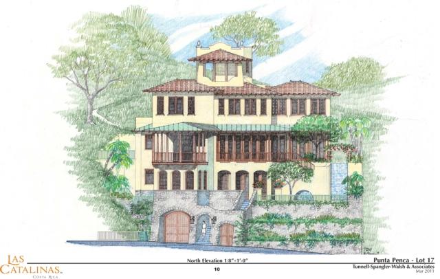 TSW lot-172 Las Catalinas Comes to Life Architecture Landscape Architecture Planning  TSW   TSW