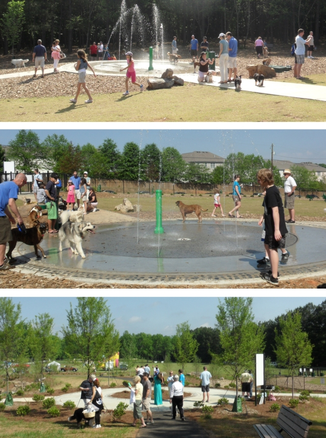 Grand Opening for Chattapoochee Dog Park