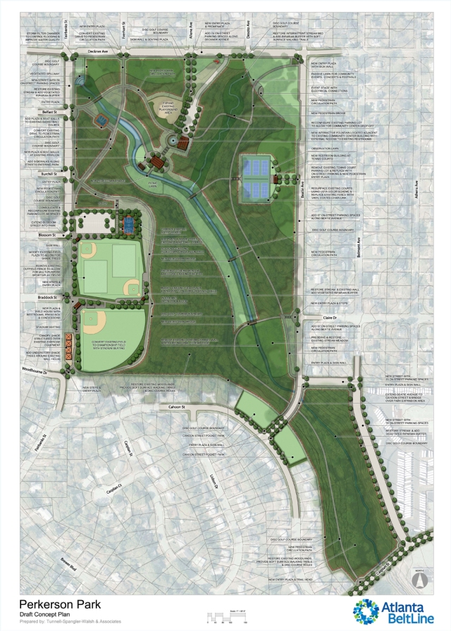 Atlanta's Perkerson Park Splash Pad Opens This Saturday!