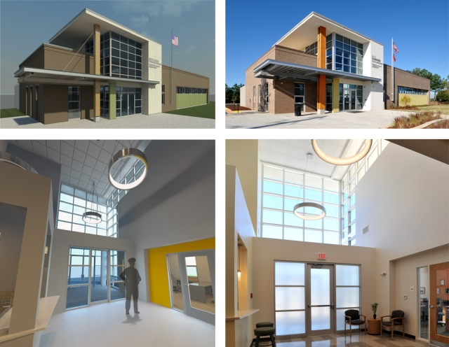 TSW suwanee_bim_examples The Benefits of BIM Architecture In The News  TSW   TSW
